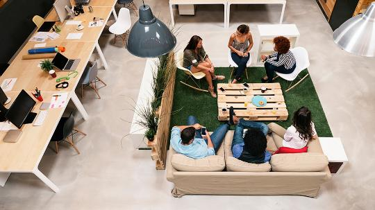 How a positive workplace can make your organisational culture great
